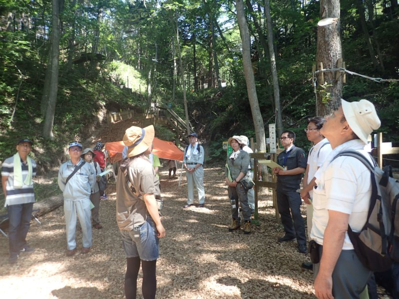 Image of 北海道命名150年記念『木育勉強会~新しい森林の楽しみ方~』の開催について 1