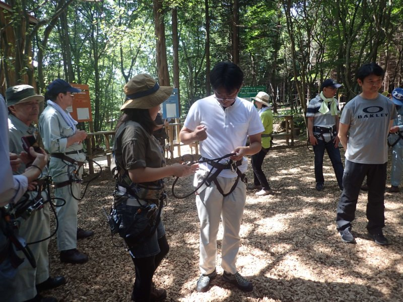 Image of 北海道命名150年記念『木育勉強会~新しい森林の楽しみ方~』の開催について 2