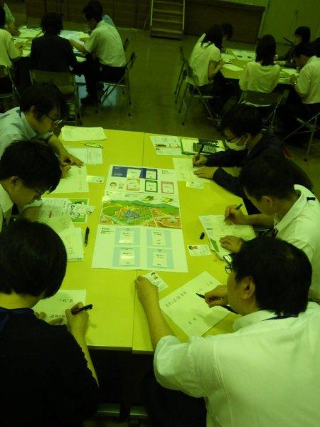 Image of 新十津川町職員防災研修でのEVAGによる避難行動訓練の実施 3