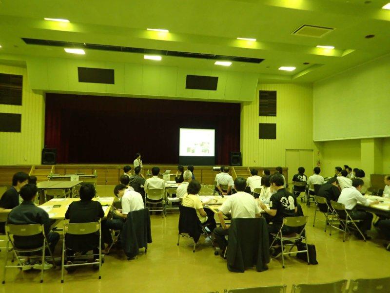 Image of 新十津川町職員防災研修でのEVAGによる避難行動訓練の実施 2