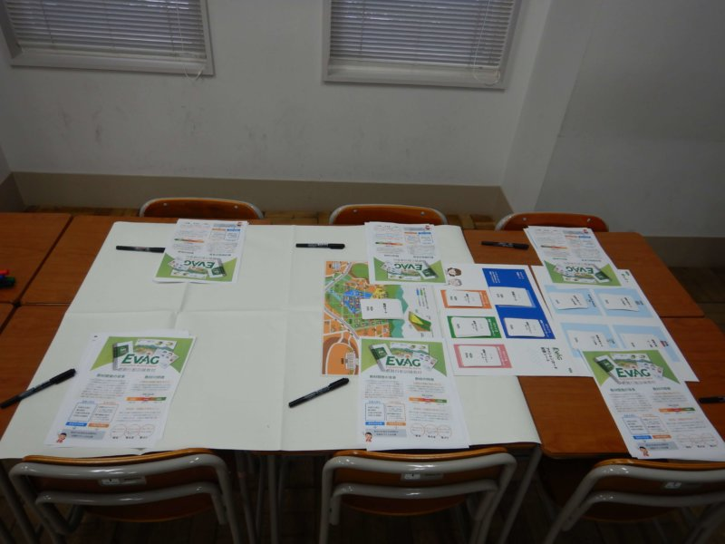 Image of 北海道大学農学部での避難行動訓練(EVAG)講義の実施 1