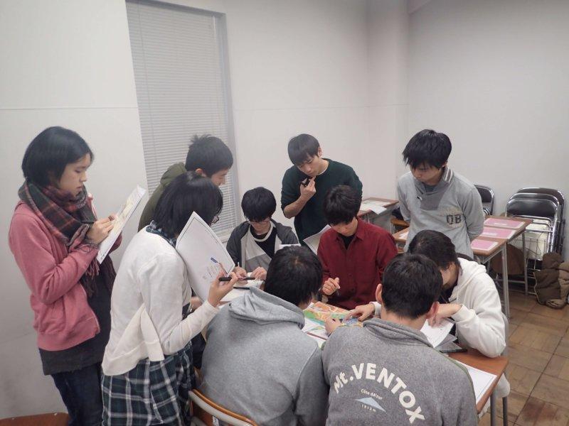 Image of 北海道大学農学部での避難行動訓練(EVAG)講義の実施 3